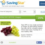 Combat mosquitos and save money on grapes