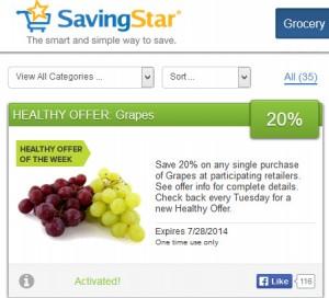 savings star grapes